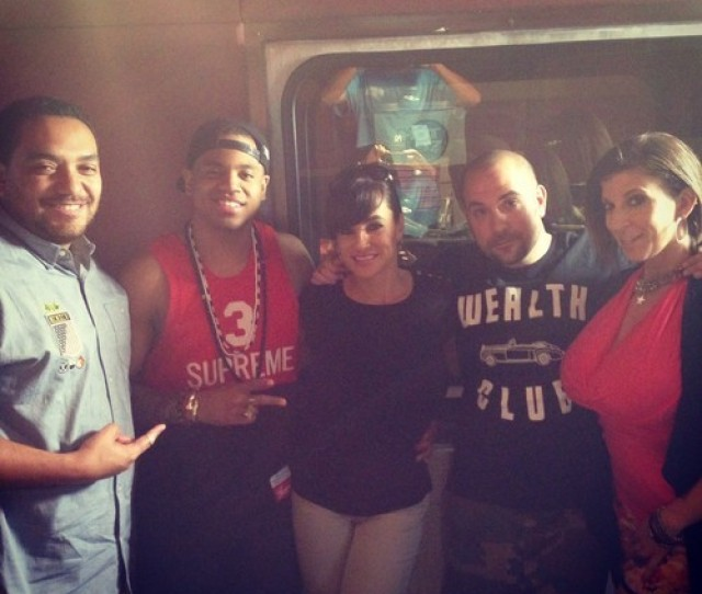 Jaun Epstein Are Definitely On Their Grind As Of Late And Deliver Yet Another Podcast As Cipha Rosenberg Sit Down With Nelly Mack Wilds Sara Jay Lisa