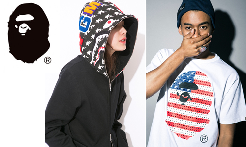 2fe447f883c A Bathing Ape 2014 Spring Summer Mens Ladies Collection. bathing banner