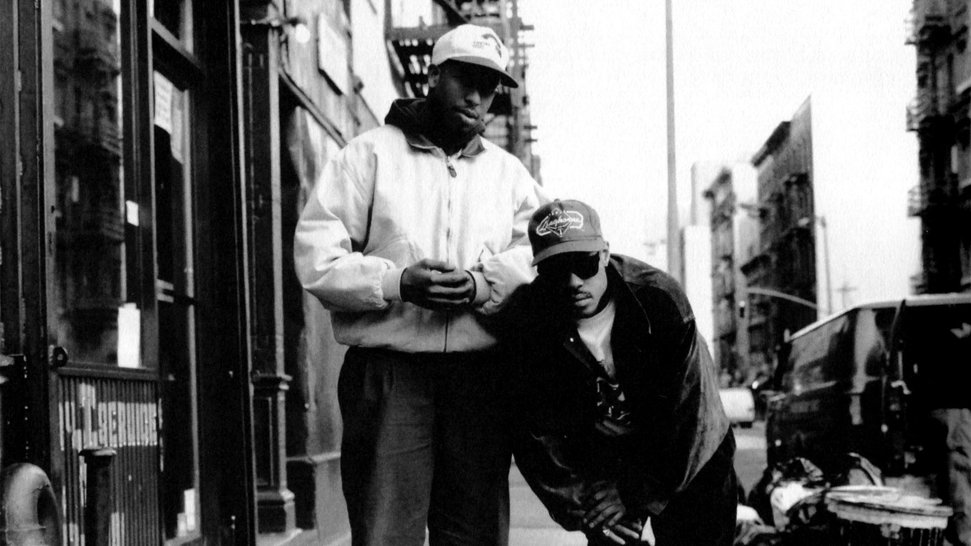 The making of gang starr s mass appeal urban stylz 39 s blog - Gang gang ...